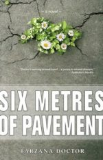 Review: Six Metres of Pavement by Farzana Doctor
